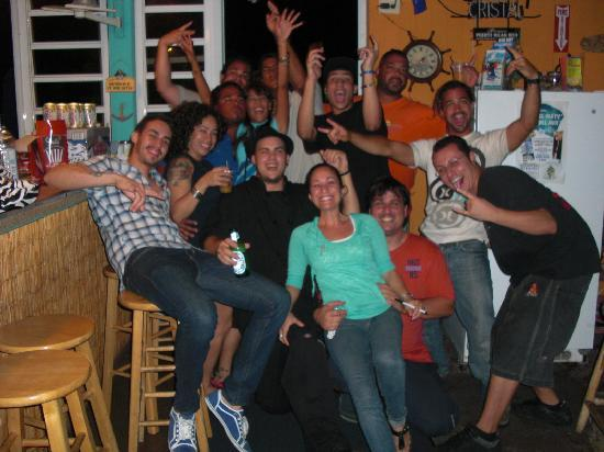 El Varadero Seaside Grill: The Friendly Staff