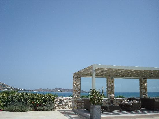 Saint Andrea Seaside Resort: View