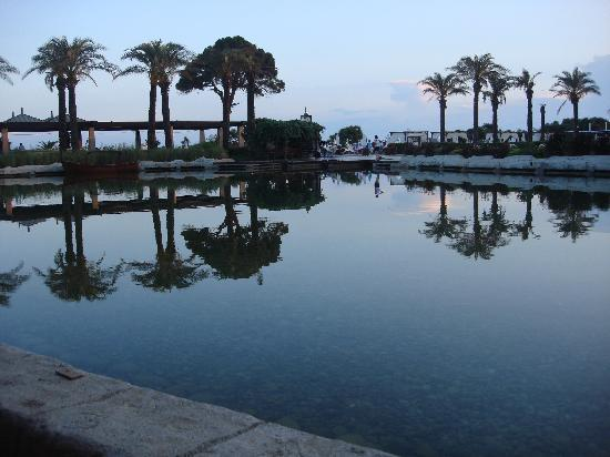 Rixos Premium Belek: Pool at Sunset