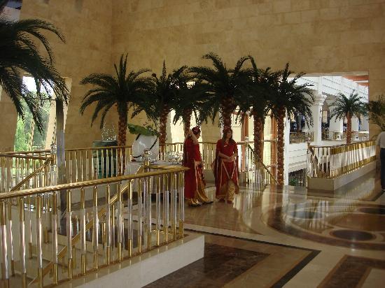 Rixos Premium Belek: Hotel Lobby