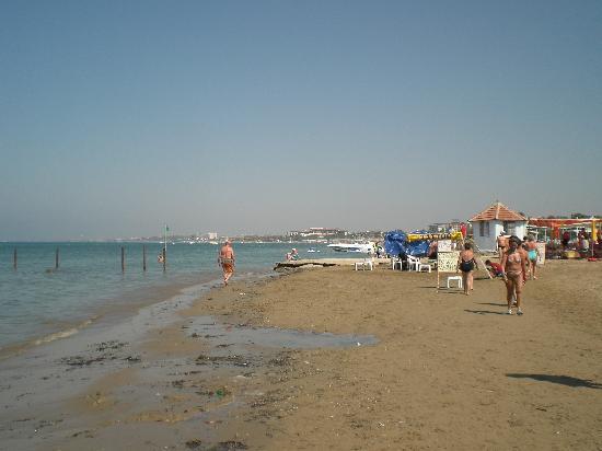 Corolla Hotel: Beach