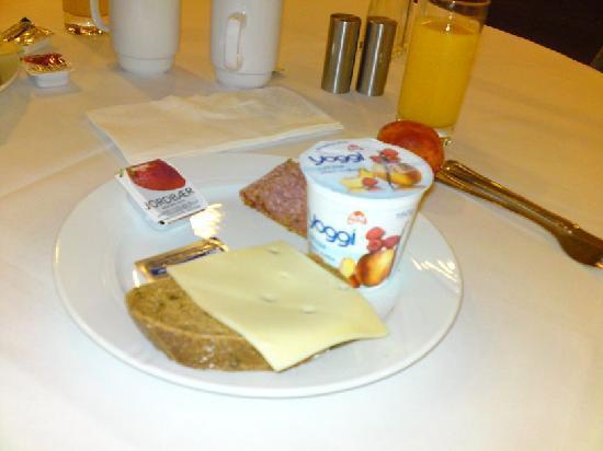 Hotel Atletion: breakfast