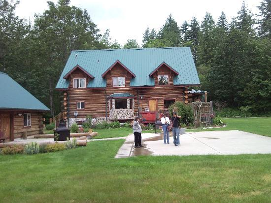 Wallace Falls Lodge: Making Plans