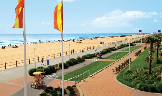 ‪شاطئ فيرجينيا, فيرجينيا: Virginia Beach Visitors Bureau‬