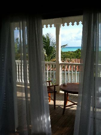 COMO Parrot Cay, Turks and Caicos: View from our room