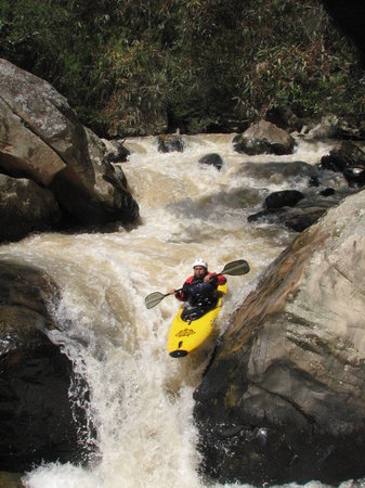 San Gil, Kolombiya: kayak cusros y alquile de equipos