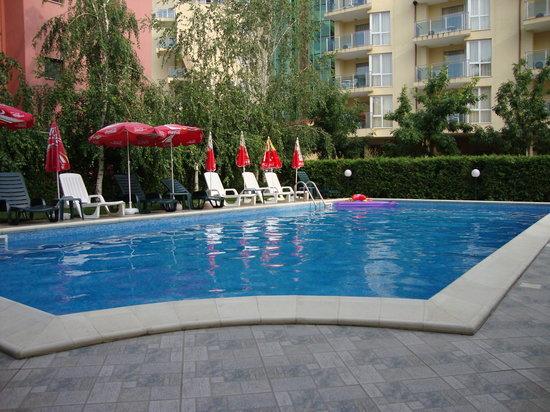 Hotel Aurelia : Pool Area