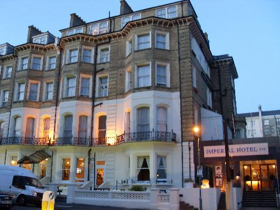 outlook of hotel 5 - Picture of Imperial, Brighton ...