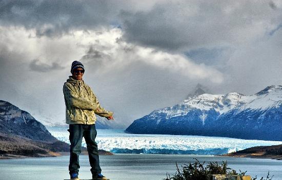 Posada Patagonica Nakel Yen: GLACIAR PERITO MORENO