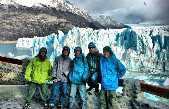 Posada Patagonica Nakel Yen: FELLOWSHIP OF THE GLACIER