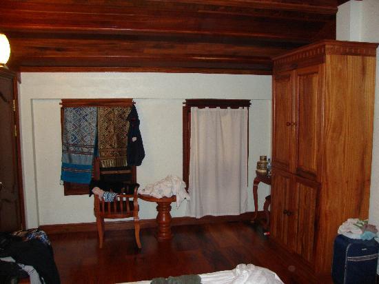 Villa Pumalin : Zimmer