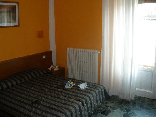 Hotel Ester: room