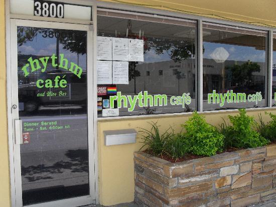 Rhythm Cafe Menu West Palm Beach