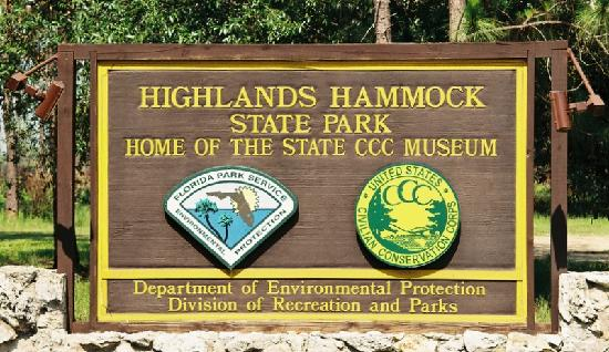 ‪‪Highlands Hammock State Park‬: A Great State Park To Visit‬