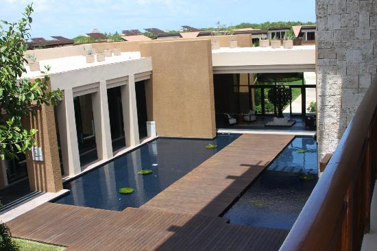 Banyan Tree Mayakoba: View from the Lobby