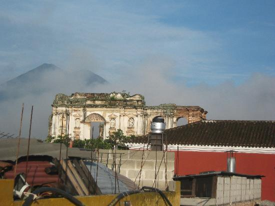 Hotel Casa Antigua: The view from the rooftop