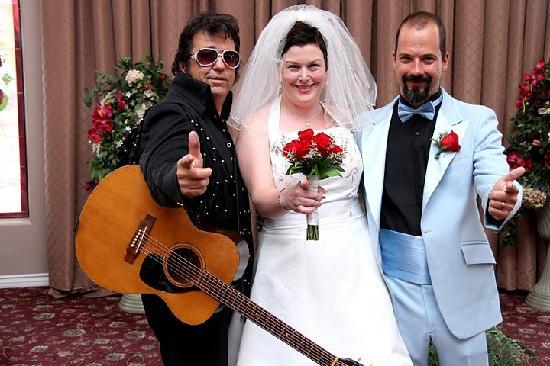 Married By Elvis Picture Of Vegas Weddings Las Vegas Tripadvisor