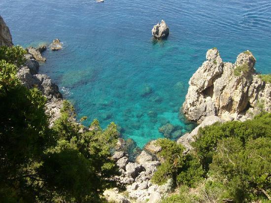 Agios Markos, Greece: foto di spiaggia vicina