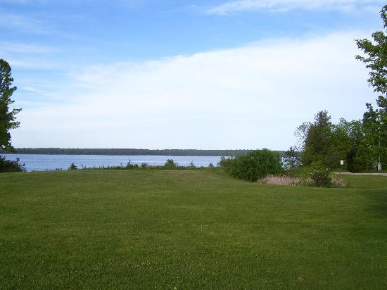 Rowleys Bay Resort: Rowley's Bay, Wisconsin