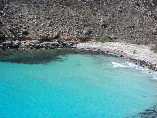 Hotel Cavalluccio Marino : cala pulcino Lampedusa