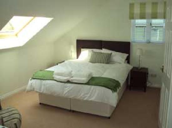 Hillhead Farm Lets: One of our Rooms
