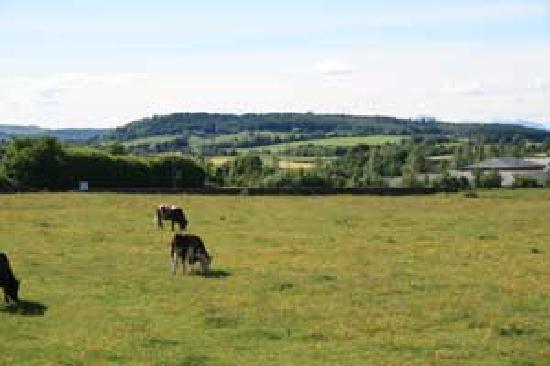 Views from Hillhead Farm Lets