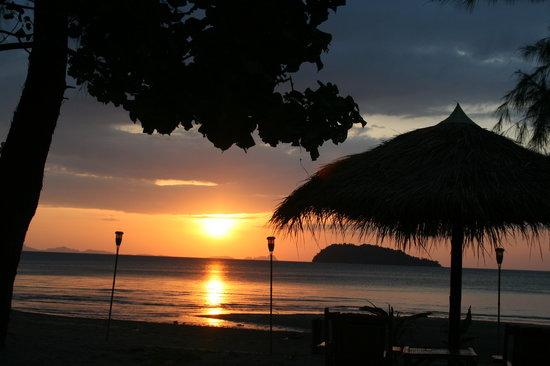 Thai-West Resort : Sunset
