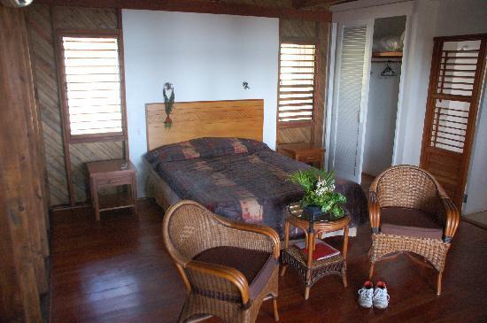 Wananavu Beach Resort: Zimmer