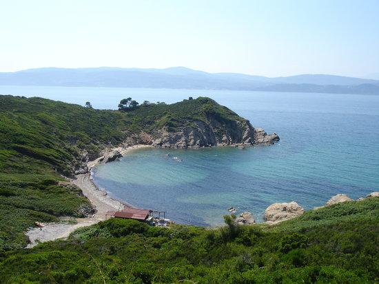 Agia Paraskevi, اليونان: Krifi Ammos - Hire a 4x4