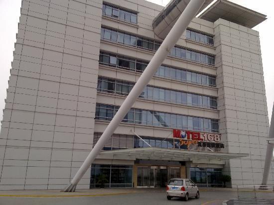 Dazhong Airport Hotel Motel 168 Shanghai Pudong