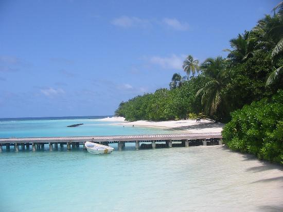 Kuramathi Island Resort: paradise