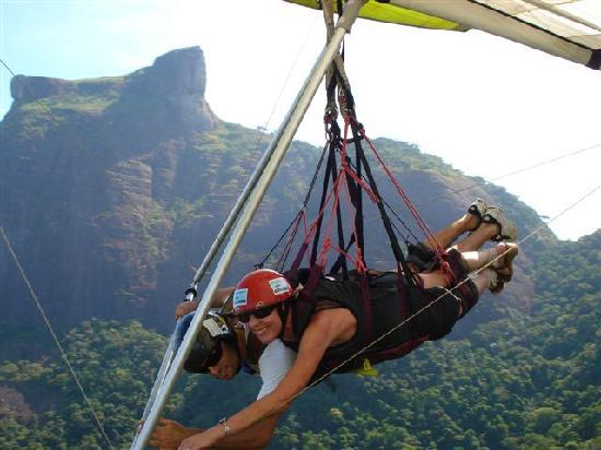 Rio de Janeiro, RJ: Hangliding