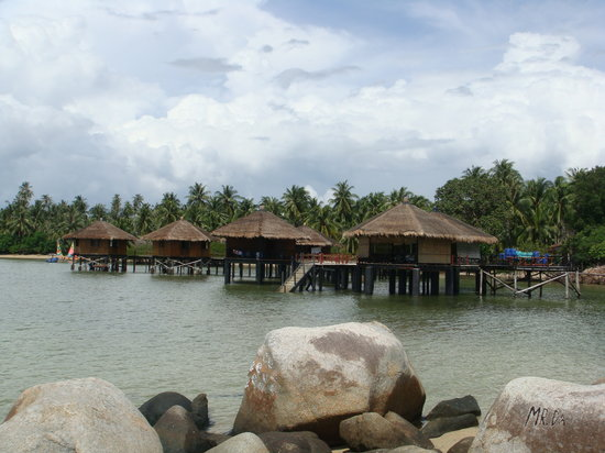 Loola Adventure Resort: bungalows