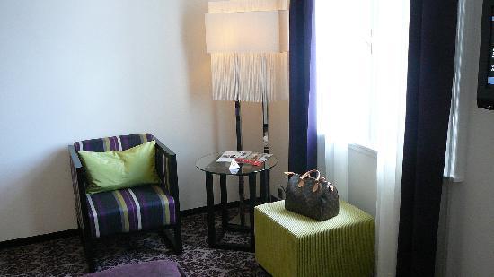 Zimmer 5. Etage