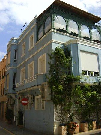 La Marquesita: exterior con terraza 7