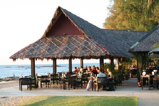 Nang Thong Bay Resort: Restaurant