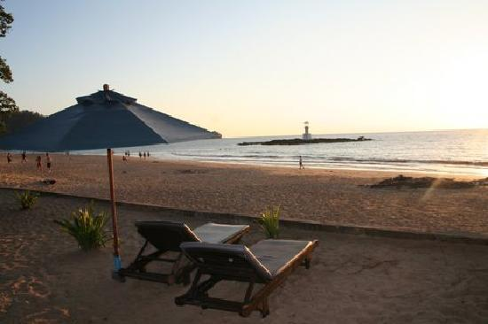 Nang Thong Bay Resort: Traumstrand