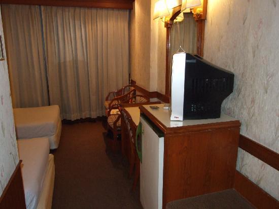 โรงแรม บางกอกเซ็นเตอร์: ホテル室内