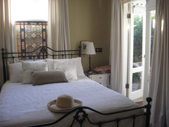 Durack House Bed & Breakfast : my room