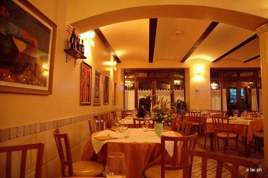Gavoi, Italy: la sala