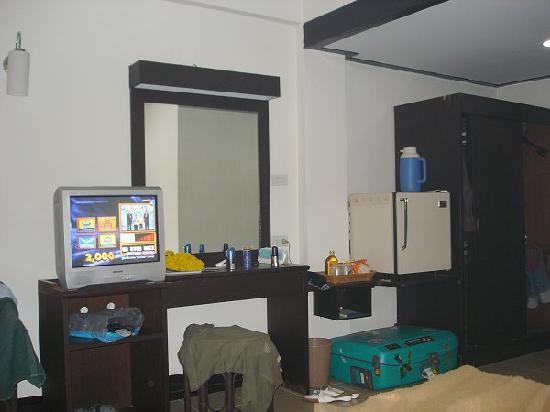 โรงแรม การ์เด้น ลอด์จ: Zimmer