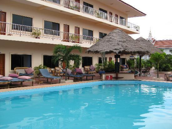 Beach Club Resort: Hotel Pool