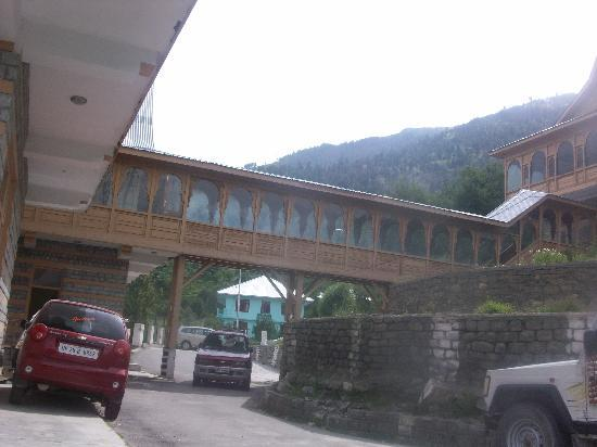 Kalpa, India: Kinner Kailash Hotel