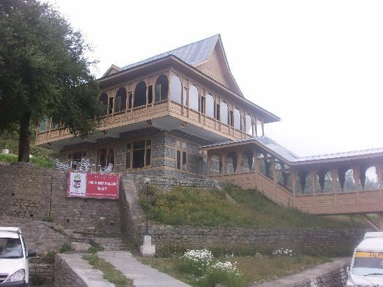 Kalpa, Indien: Kinner kailash Hotel 2