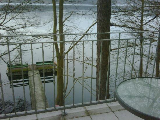 Waldseehotel Wirchensee: Aussicht vom Zimmer