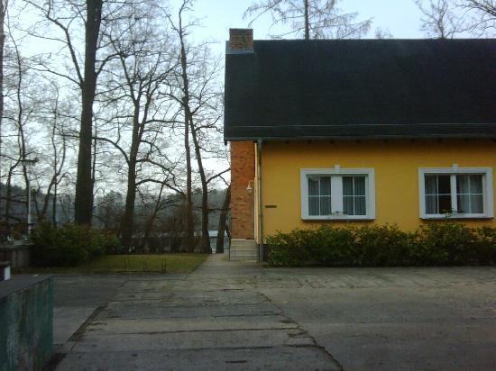 Waldseehotel Wirchensee: Aussenansicht Gästehaus