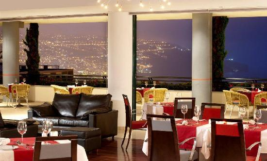 Madeira Panoramico Hotel : Paladar Restaurant