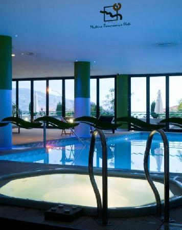 Madeira Panoramico Hotel: Indoor Pool Jacuzzi