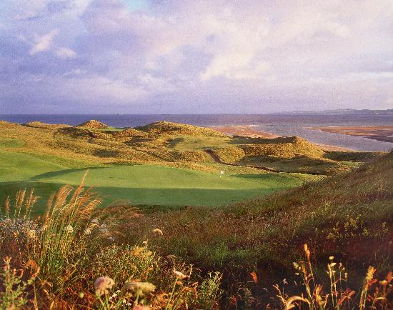 Tralee, Irlande : Crosty - The 14th Hole