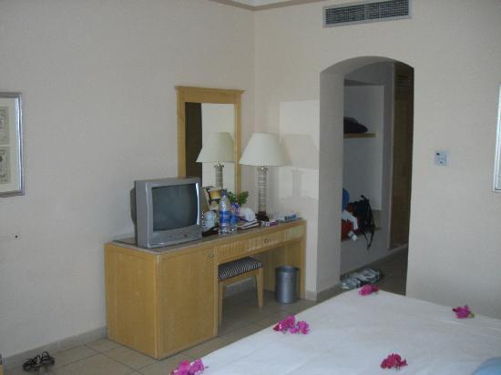 Jaz Makadi Star & Spa: Zimmer